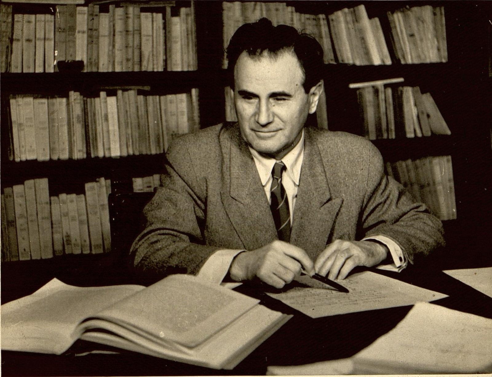 Camil Petrescu, omul care vedea idei